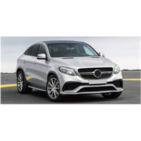 GLE63 Coupe AMG 前后包围