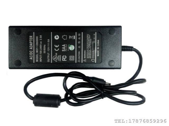 12V8A电源适配器 通信设备专用
