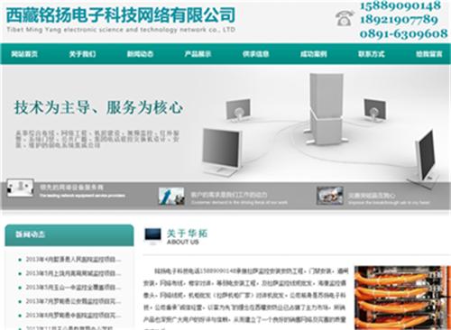 西藏铭扬电子科技网络有限公司