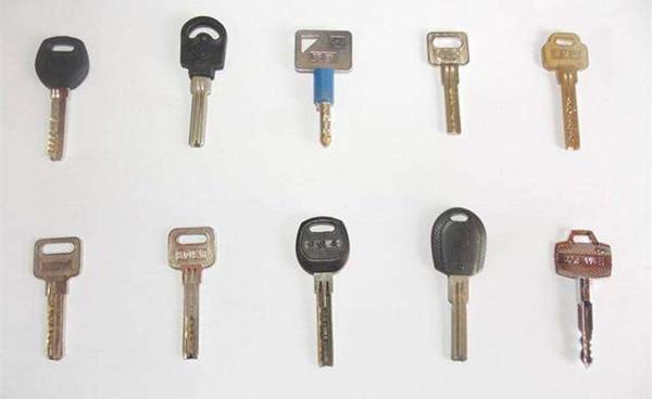 慈溪配各种钥匙