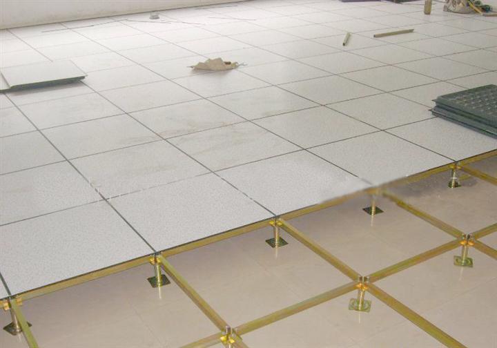 重慶有邊全鋼靜電地板