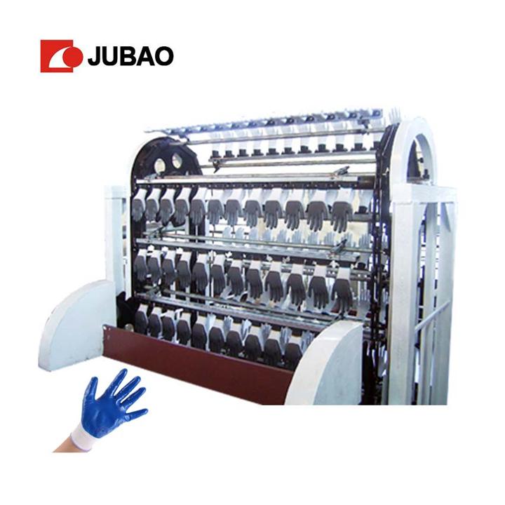 JB一SUC半浸胶手套机械