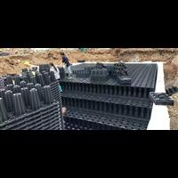 西部600方雨水收集模块指导安装