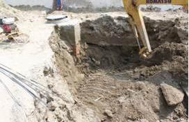 雨水技术指导施工
