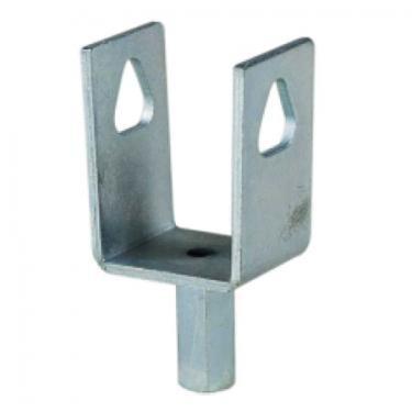 悬吊系统金属固定件_方钢吊卡