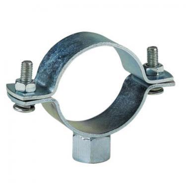 悬吊系统金属固定件_单螺栓悬吊管卡