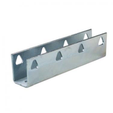 悬吊系统金属固定件_方钢连件