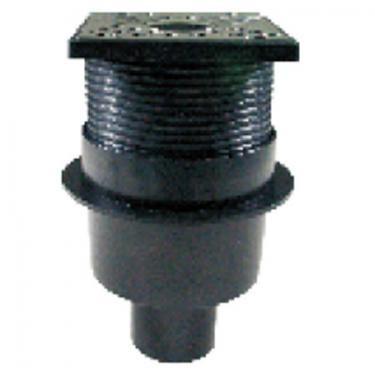 HDPE排水管件直通地漏