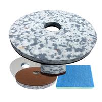 驾驶式洗地机胶合百洁垫手推式洗地车抛光垫清洁打磨垫定制