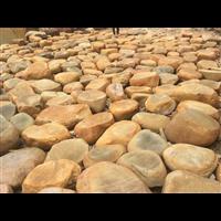 大量批发平面黄蜡石园林平台石