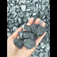 大量批发黑色砾石枯山水铺地卵石