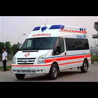 贵阳长途救护车出租