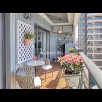 百色木阳台安装