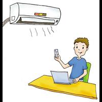 咸阳空调清洗电话空调使用秘籍