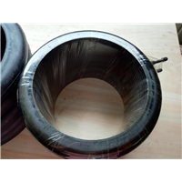 鸿峰4寸油田固控系统泥浆罐用气胎由壬