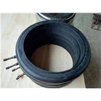 陕西10寸油田固控系统泥浆罐用气胎由壬标准参数