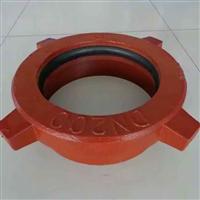 江苏油田固控系统泥浆罐10寸DN250三件套伸缩式钢由壬