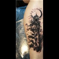 湖州织里纹身店