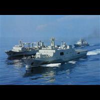 强国海军梦一日游