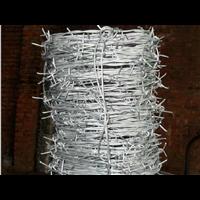 银川镀锌防护刺丝高铁刺丝滚笼厂家批发