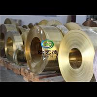 甘肃H62可折弯黄铜带多少钱一公斤