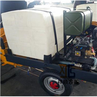 祥顺塑料水箱方形屯水箱高压清洗车储水箱三轮车供水桶