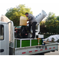 植保机供水箱打药机供药箱方形卧式扁水箱
