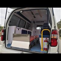 天津租一辆救护车转送病人