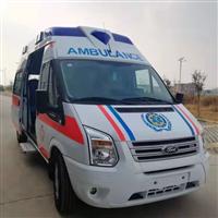 新余救护车出租病人接送服务