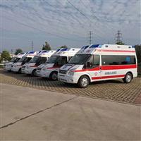 济南跨省救护车出租调度电话
