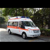 郑州跨省救护车出租服务电话