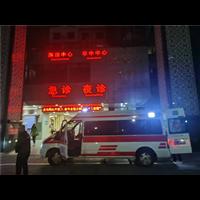 武汉跨省救护车出租价格