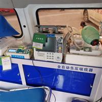 通化救护车护送中心电话