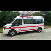 广州救护车出租收费标准