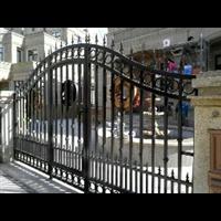 北京歐式鐵藝圍欄 北京歐式鐵藝大門