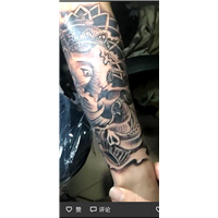 娄底纹身作品24