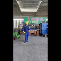平南新冠病毒预防市场场全面消毒