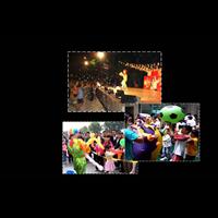 广州暖场小丑 专业小丑表演 气球小丑