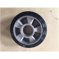 浙江专业的铝芯橡胶轮|广东铝芯橡胶轮