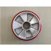 铝芯聚氨酯轮专业供应商——脚轮