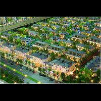 济南建筑模型