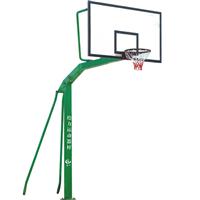 吉安埋地篮球架宁冈中学固定篮球架更换标准规格