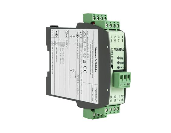 SINEAX VQ604s