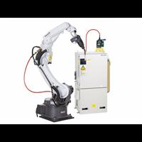 唐山松下单体机器人焊接系统TM1800