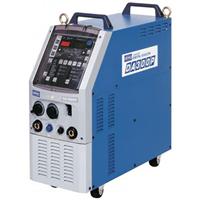 日本OTC全数字式IGBT交直流两用脉冲TIG焊接机DA300P