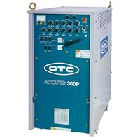 日本OTC矩形波交流直流两用TIG脉冲焊机AEP300