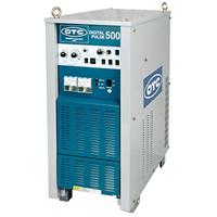 日本OTC数字逆变控制脉冲气保焊机CPDP500