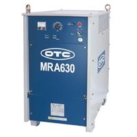 日本OTC微电脑数字多功能直流手工弧焊机MRA630