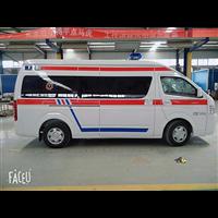 北京跨省救护车出租