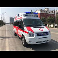 北京长途救护车出租